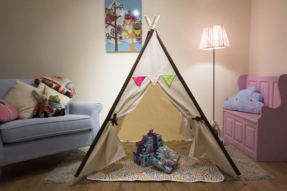 decorar las habitaciones infantiles MagicWhiteboard tipi
