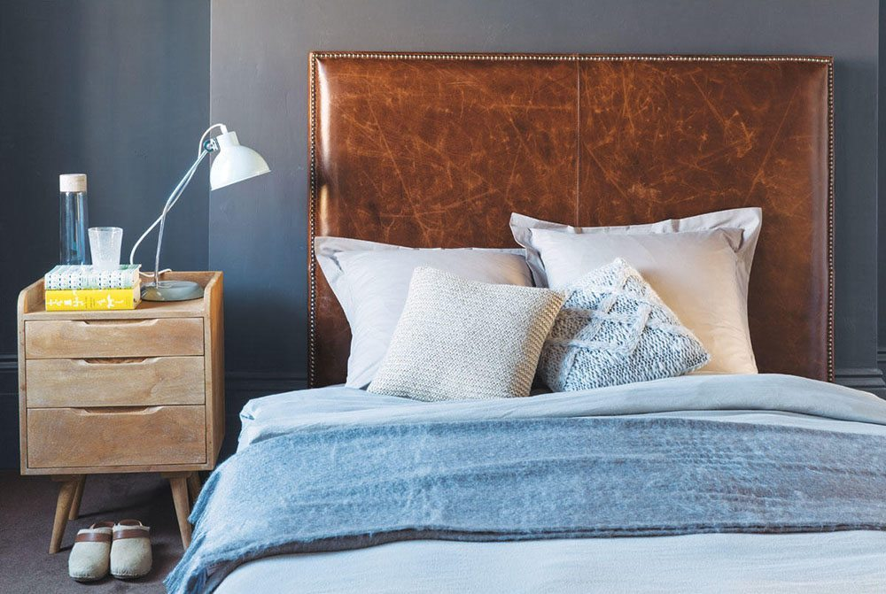 iluminar el dormitorio maisons cabecero