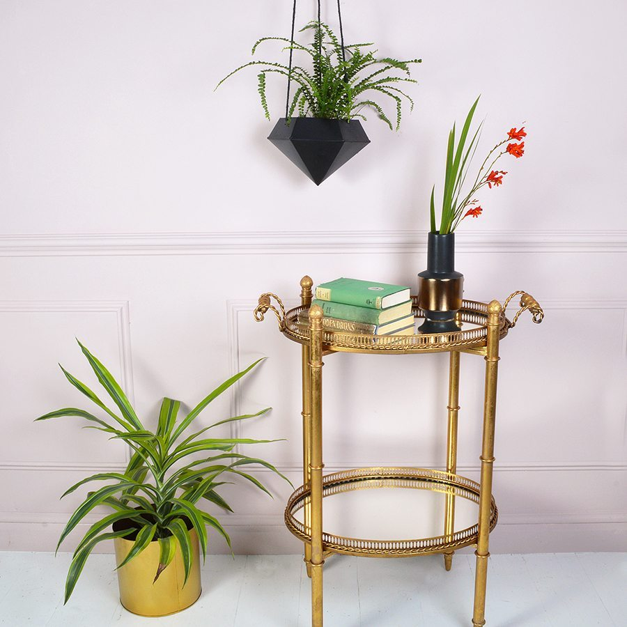 decoracion vintage MiaFleur plantas