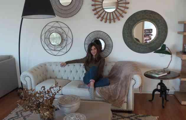 La nueva casa de sara carbonero en oporto con muebles for Decoracion de su nueva casa