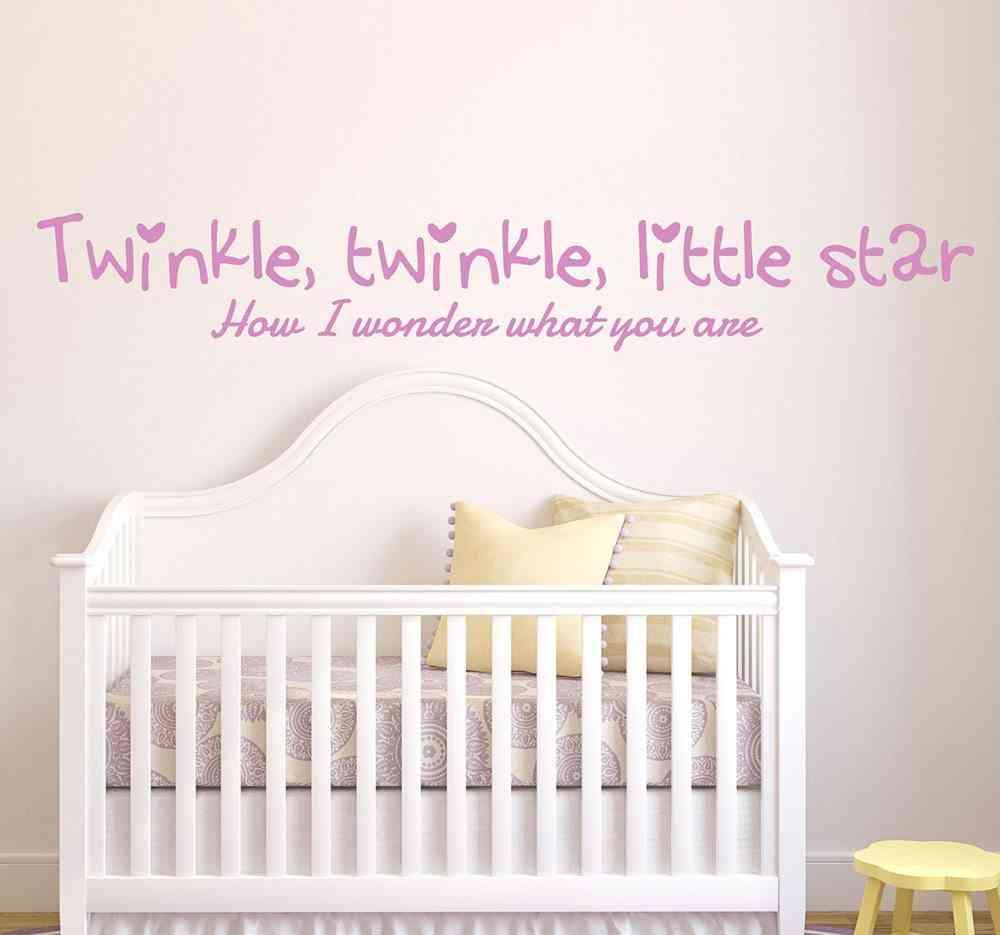 decorar las paredes tenvinilo baby