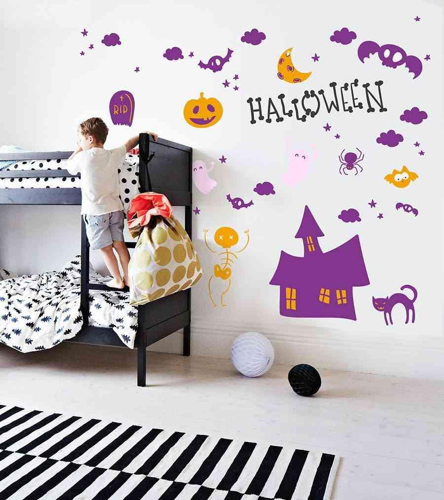 decoracion de Halloween Tenvinilo ninos
