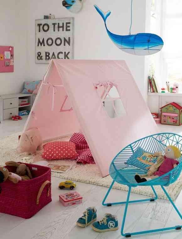 decorar las habitaciones infantiles tipi car mobel