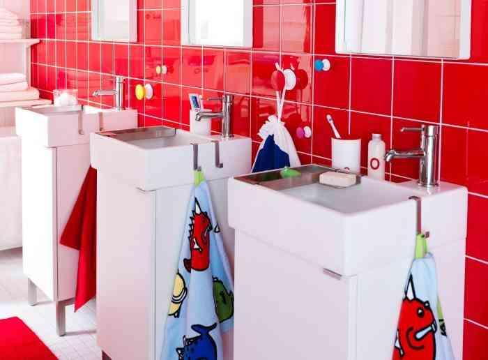 cuarto de baño para niños bano todos ik