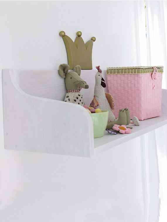 habitación del bebé car mobel estante