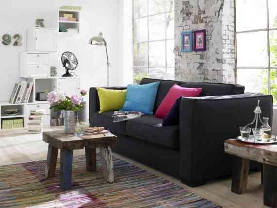 elegir un sofá cama car mobel sofa cama negro cerrado