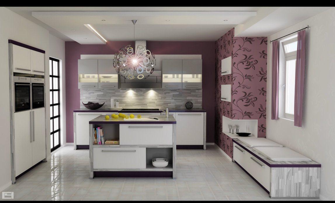 10 cocinas de estilo n rdico que te encantar n for Decoracion papeles