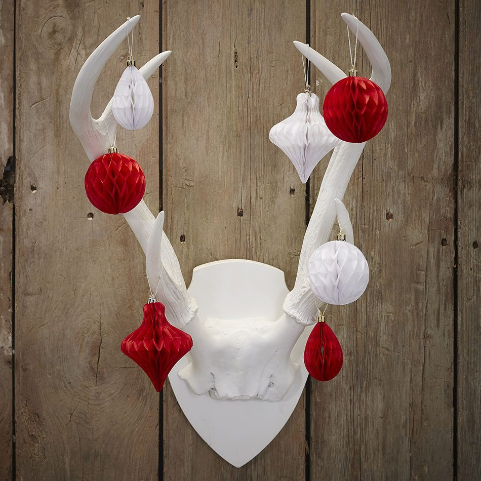 descubre estas decoraciones originales de navidad
