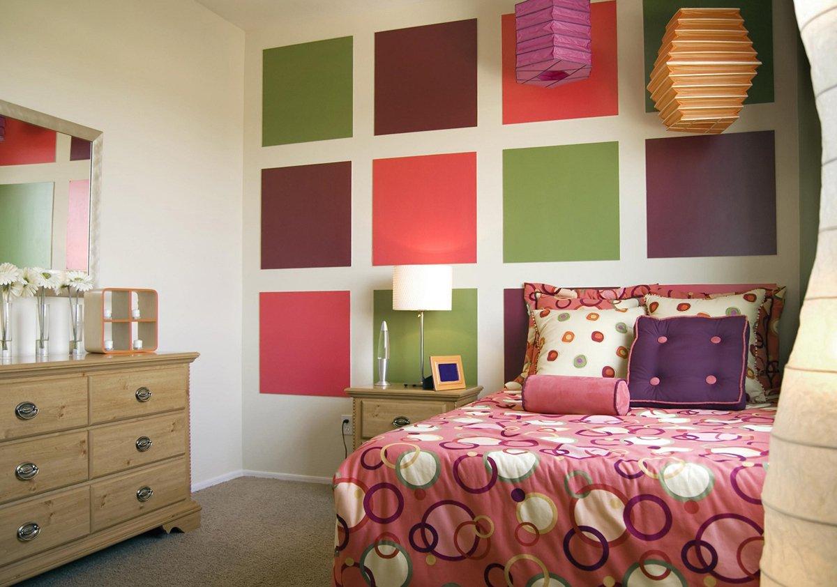 Ideas para decorar con papel pintado for Cabeceros de cama con papel pintado