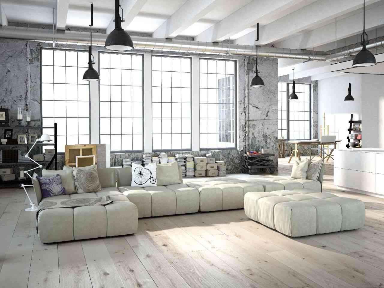 Ideas originales para decorar un loft con estilo - Ideas decoracion originales ...