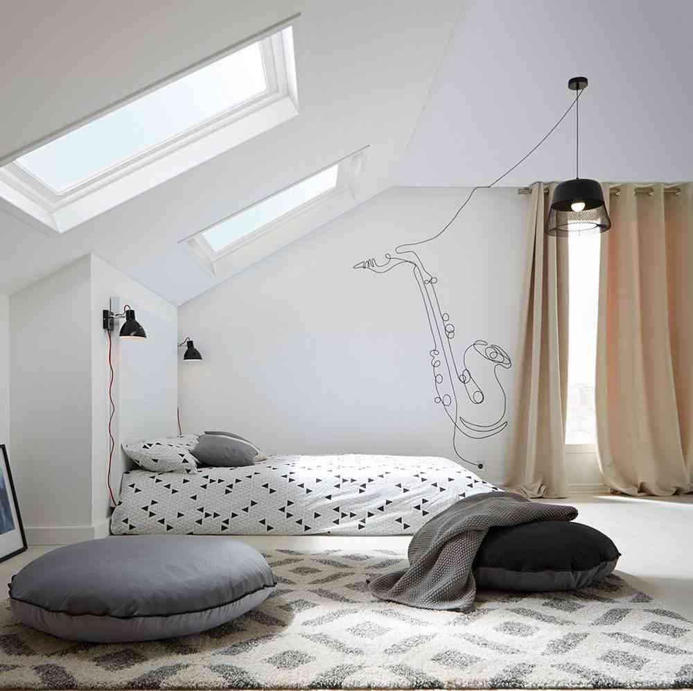 decorar ambientes de estilo minimalista DORMITORIO lm