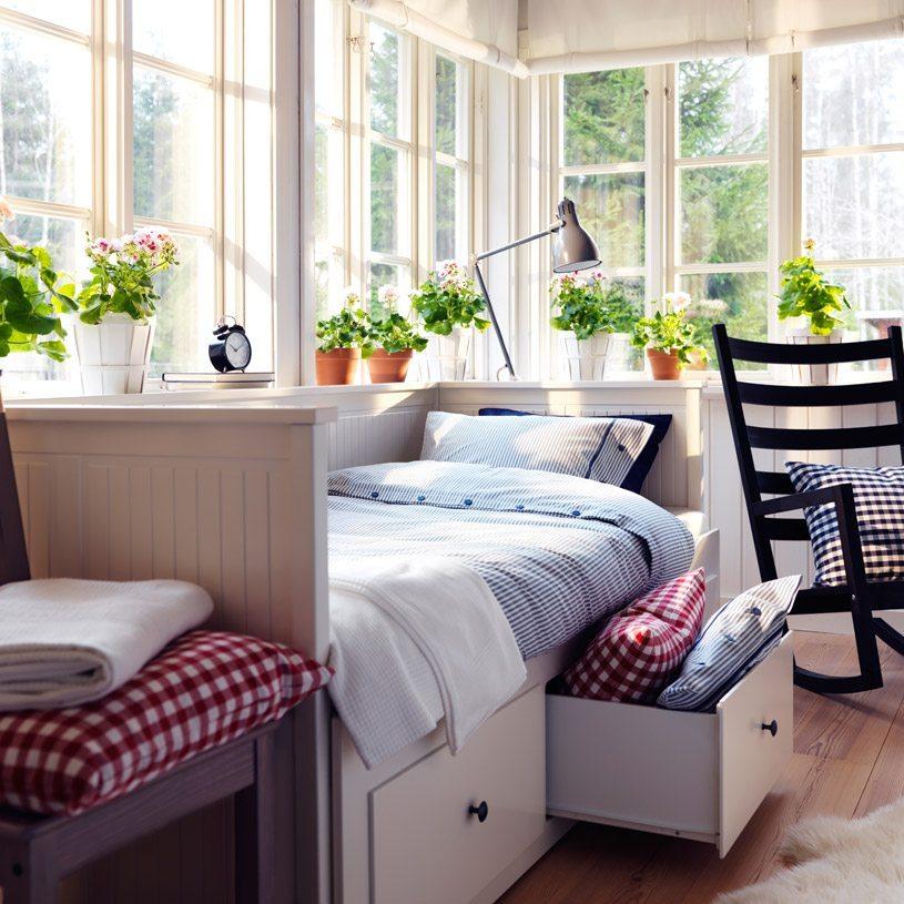 dormitorio de ikea