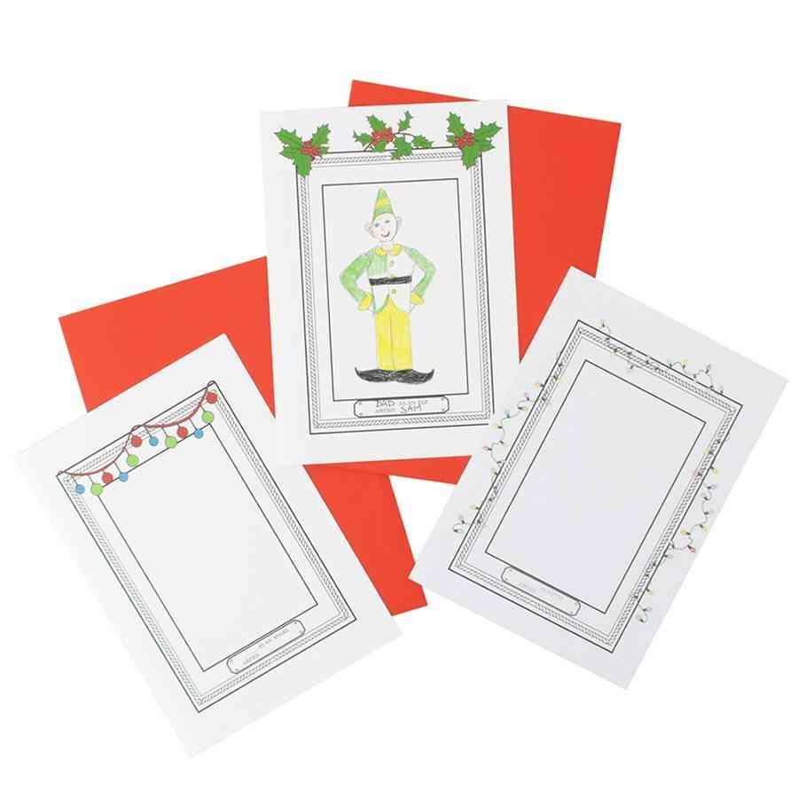 decorar postales de Navidad EllieEllie mas tarjetasjpg