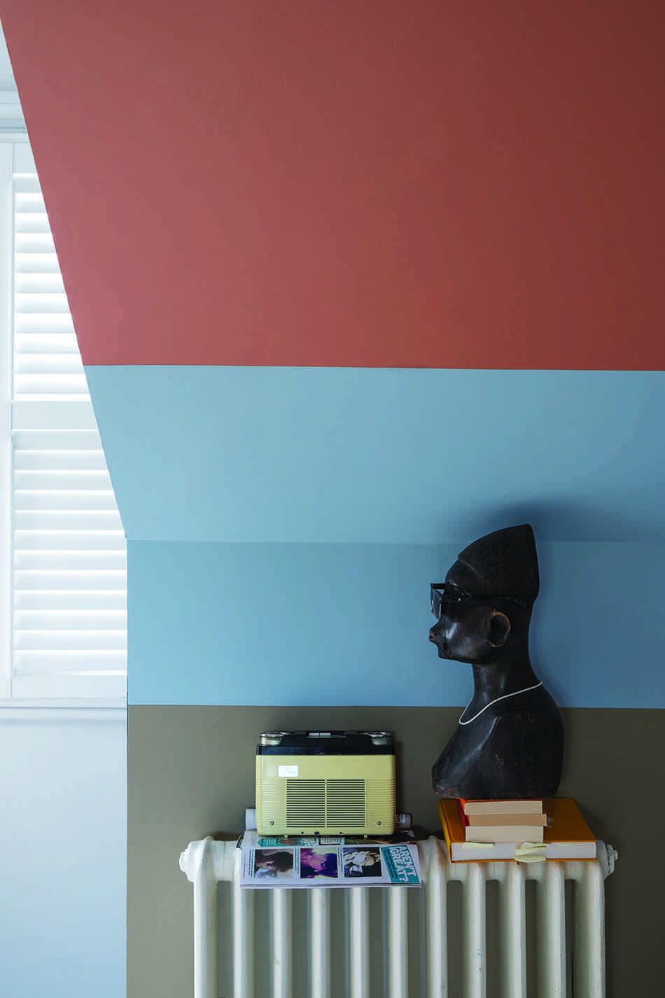 cómo pinto mi casa FarrowBall geometria