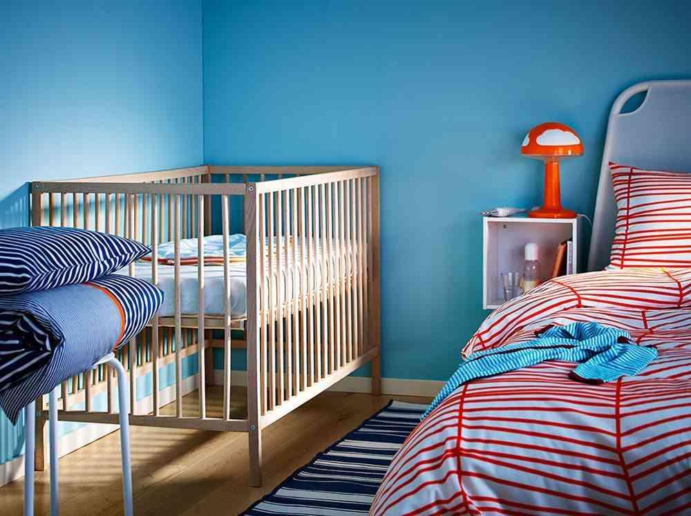 habitación del bebé ikea 1