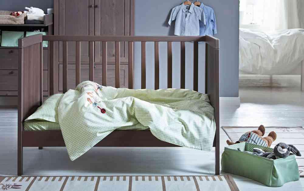 habitación del bebé ikea 2
