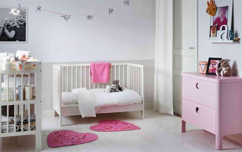 habitación del bebé ikea 3