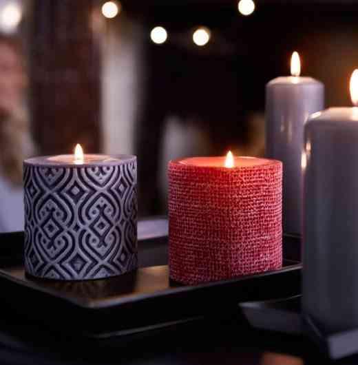Velas decoradas para navidad ideas para hacer tus propios adornos de navidad una navidad de - Velas decoradas para navidad ...