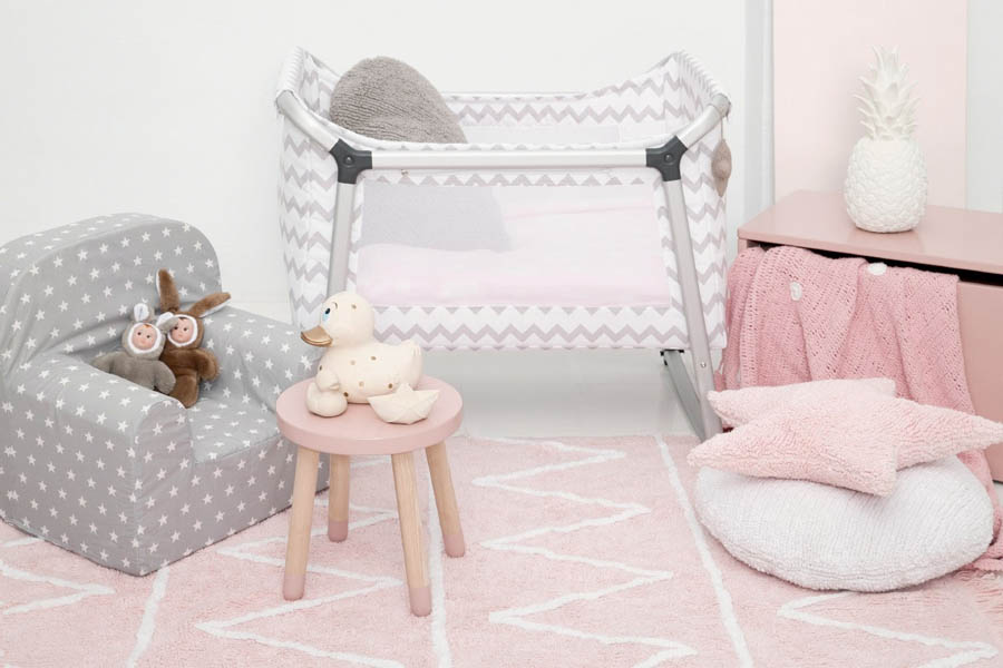 habitación del bebé lorena canals
