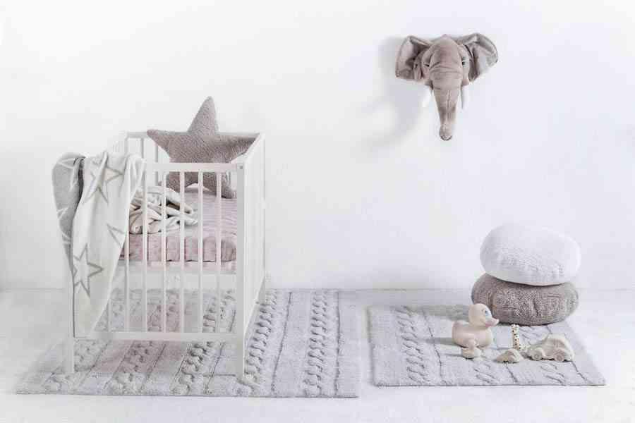habitación del bebé lorena elefante
