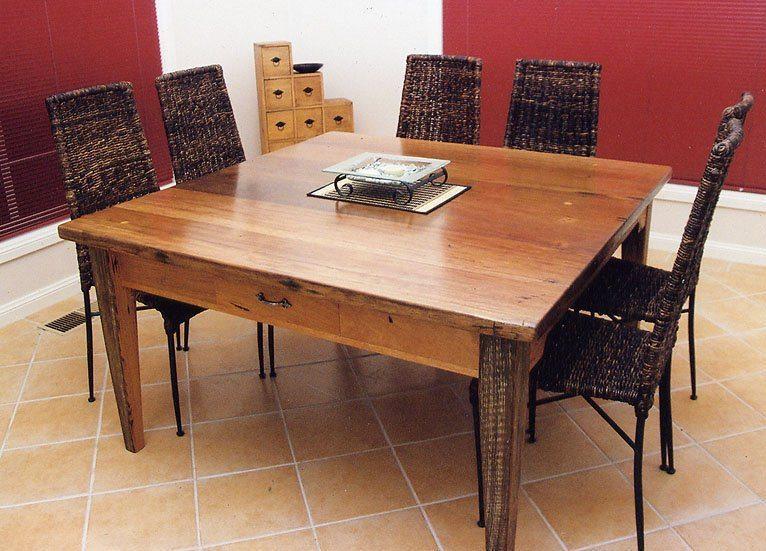 En busca de la mesa de comedor ideal