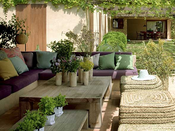 decorar tu casa con mobiliario natural y hecho a mano On muebles para decorar una casa