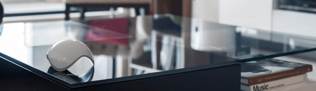 ninja esfera que te resuelve dudas y encaja en tu hogar