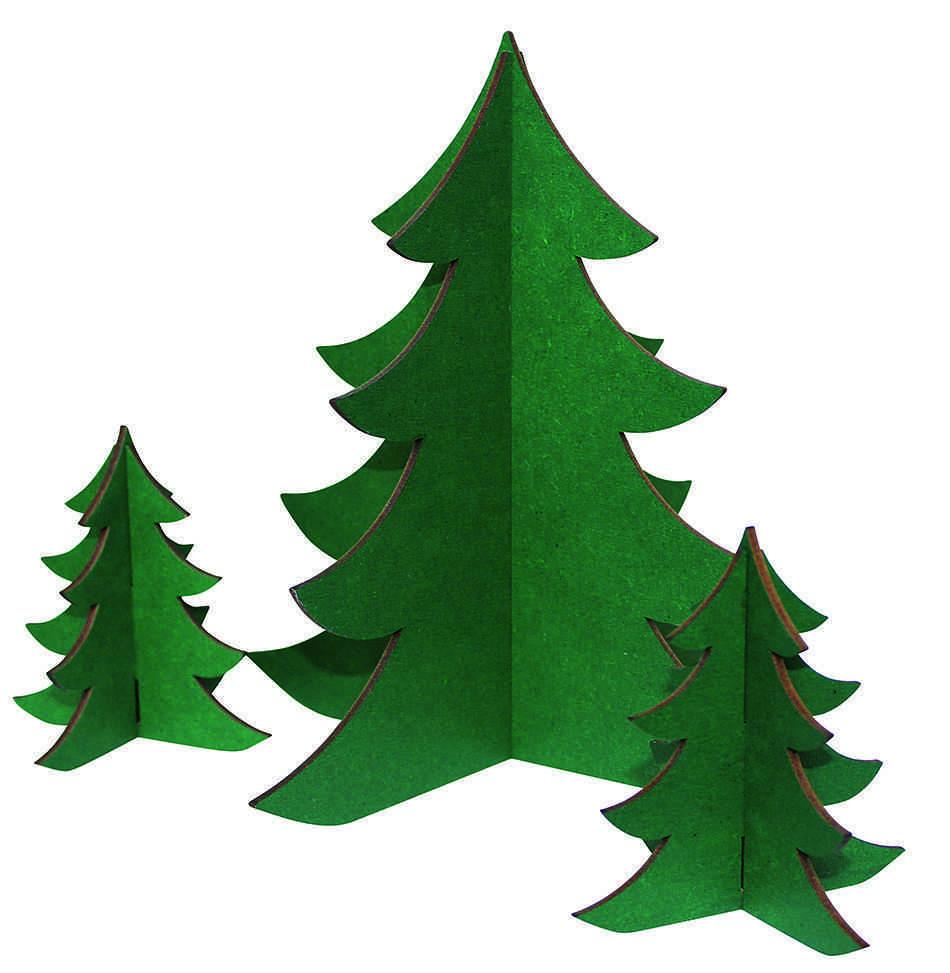 Cómo hacer un árbol de Navidad Werkhaus ARBOL