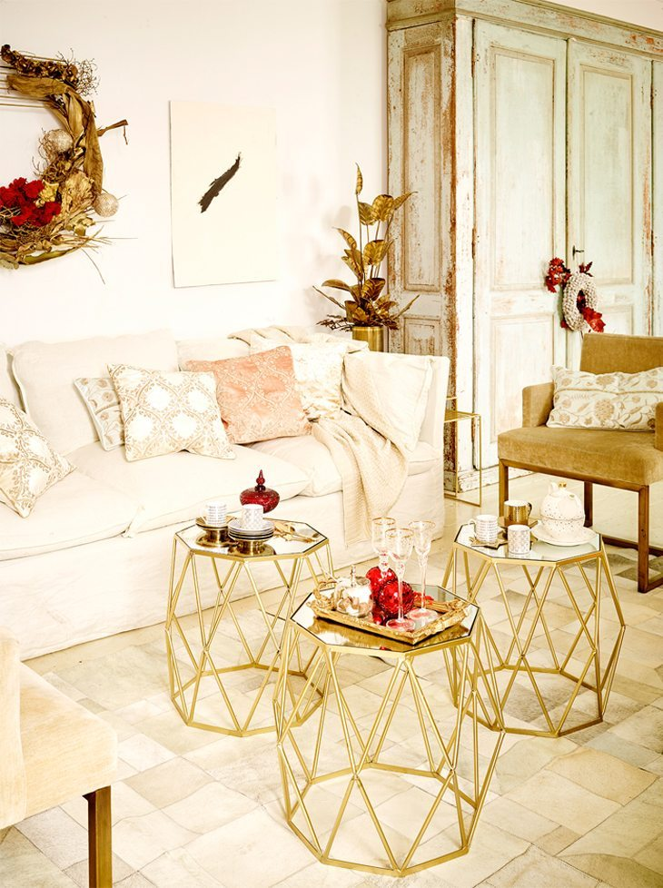 recibir en casa zara home estar