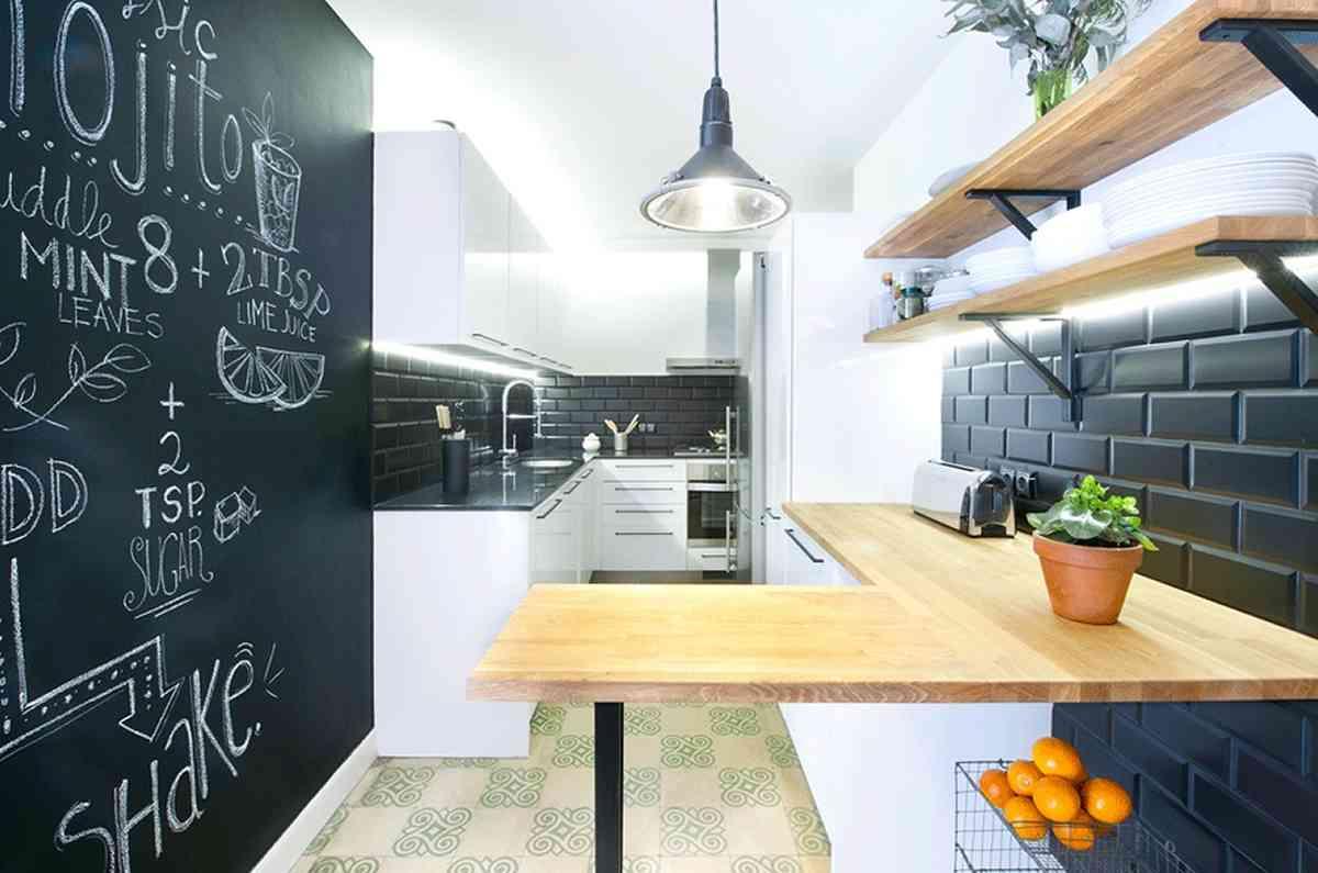 cocinas pequeñas - Cocina 2 Despues 2