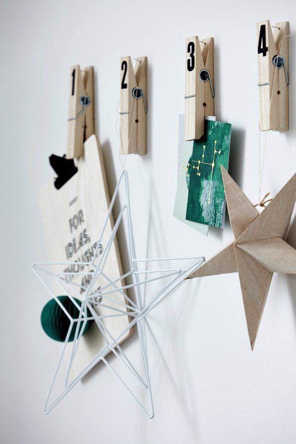 organizador hecho con palillos