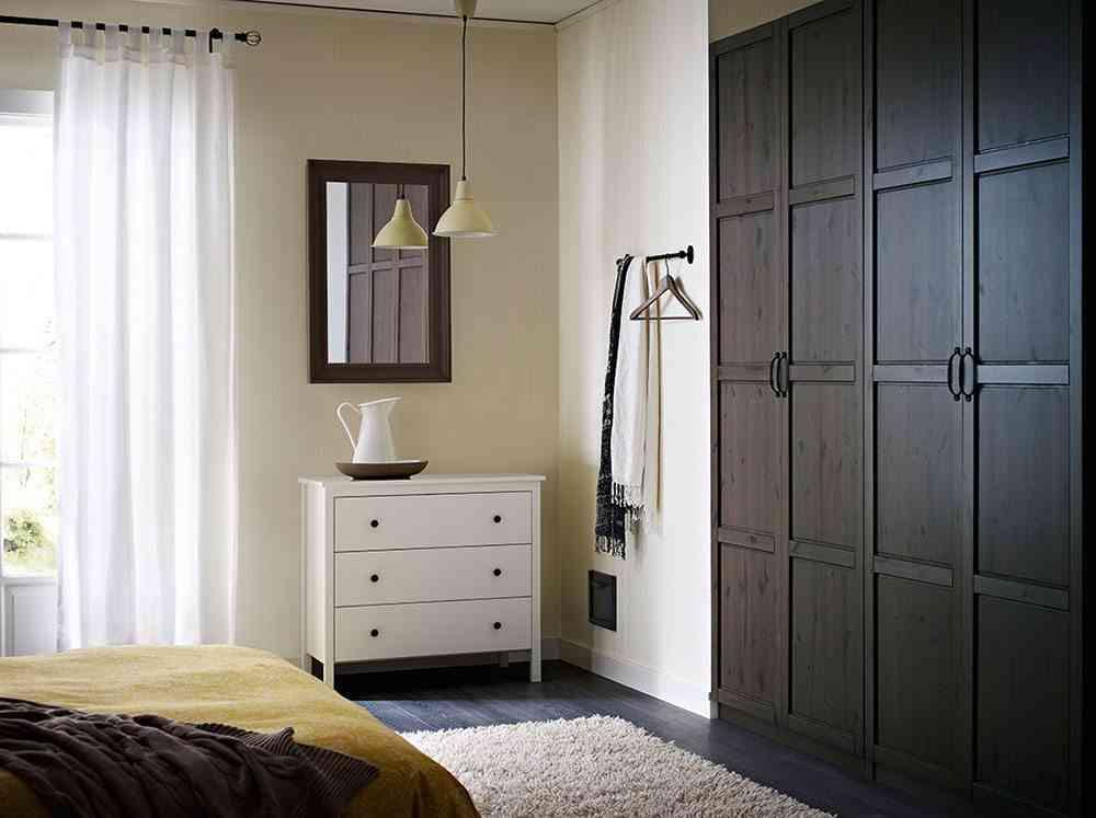 C mo elegir las puertas para un armario empotrado - Ikea puertas de interior ...