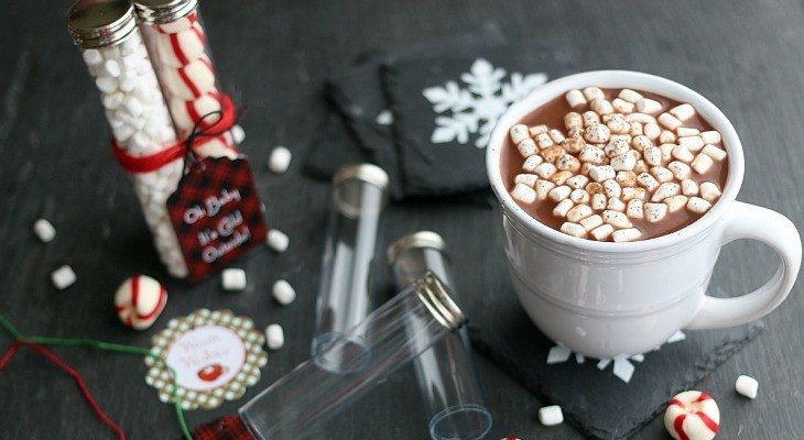 Kit chocolate detalles de navidad