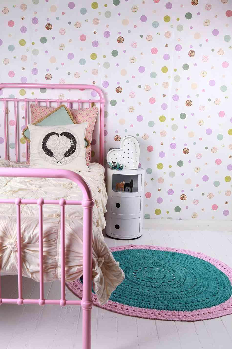 Ideas Para Decorar Un Dormitorio Rom Ntico Para Ni As ~ Decoracion De Habitacion De Niña