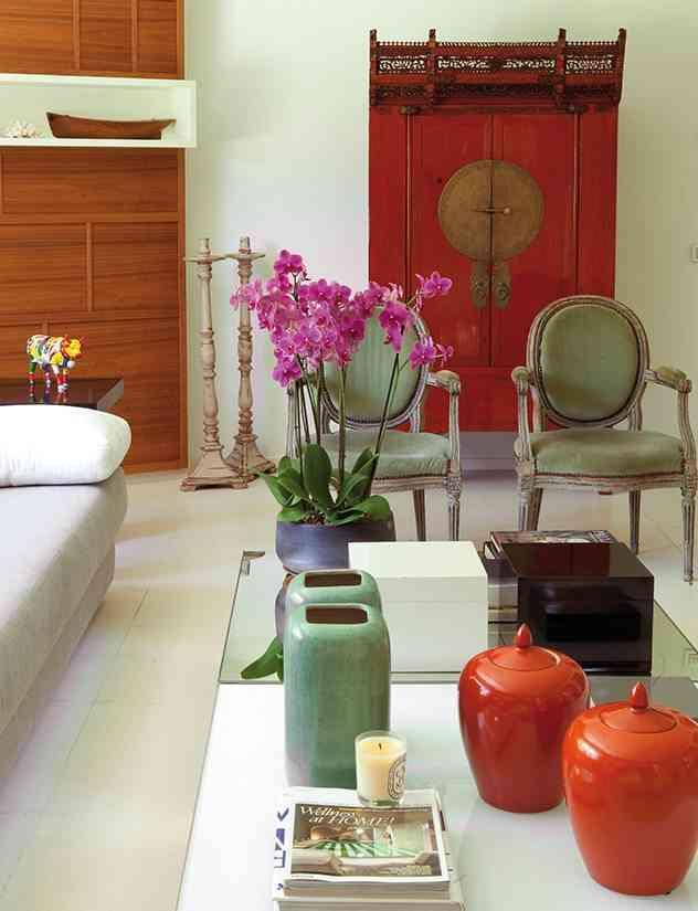 5 claves para decorar al estilo oriental. Black Bedroom Furniture Sets. Home Design Ideas