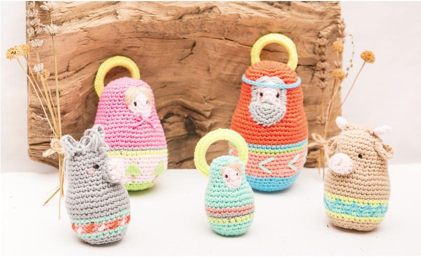 reno #navidad #amigurumi #crochet #lana... - Amigurumi Crochet ... | 504x825