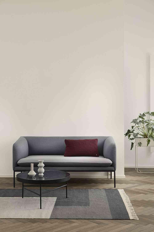 choose the gray sofa ferm living