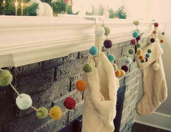 tutoriales de Navidad decorar