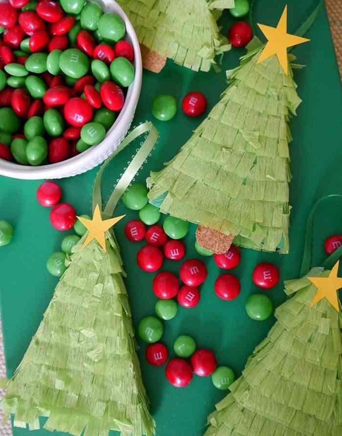 tutoriales de Navidad pinata final