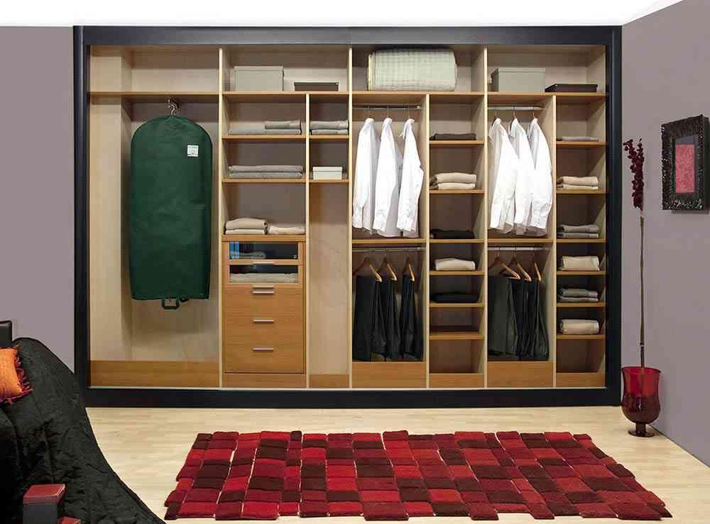 Claves para dise ar el interior del armario empotrado for Programa para distribuir una casa