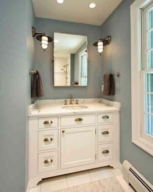 C mo elegir los apliques para el espejo del ba o for Apliques de luz para bano