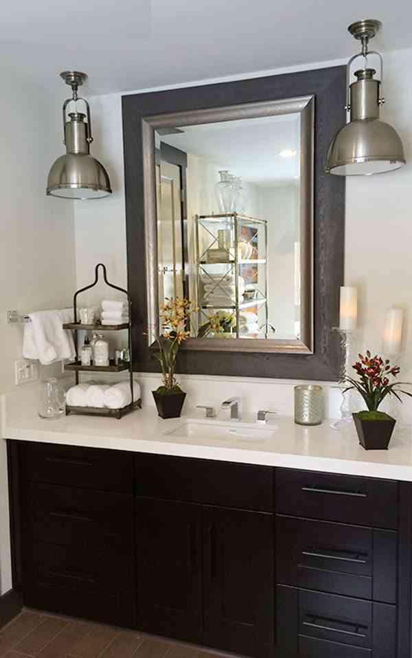 apliques para el espejo lamparas industriales  grace gumption