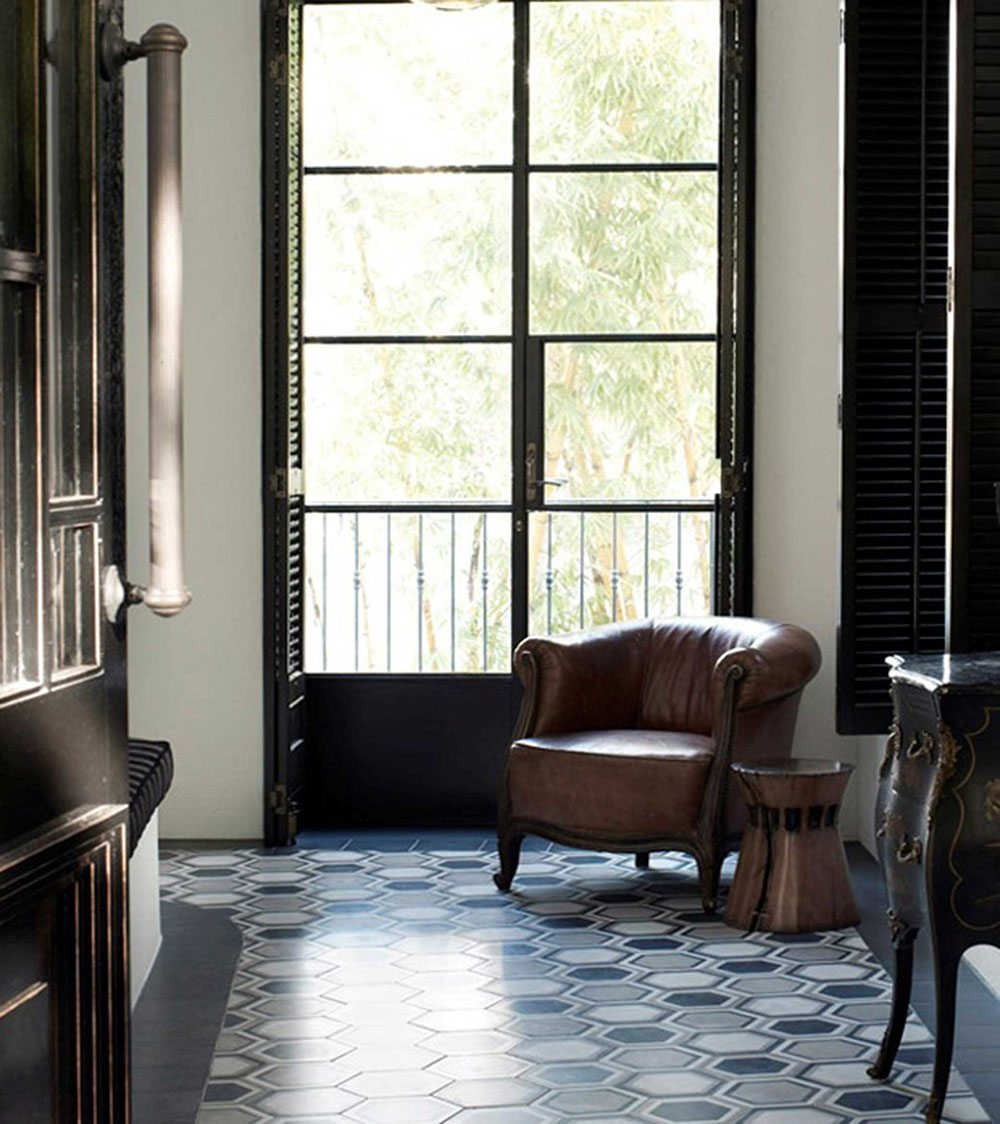 azulejos geometricos popham suelo hex