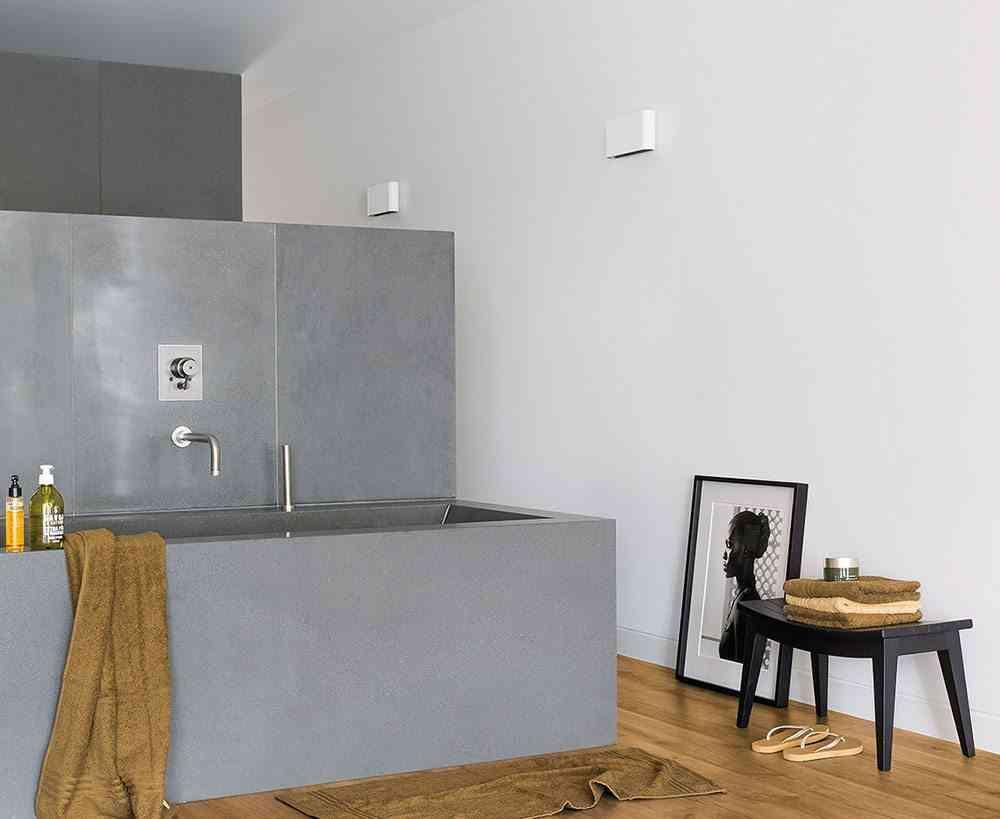 bienestar en casa bano gris quickstep