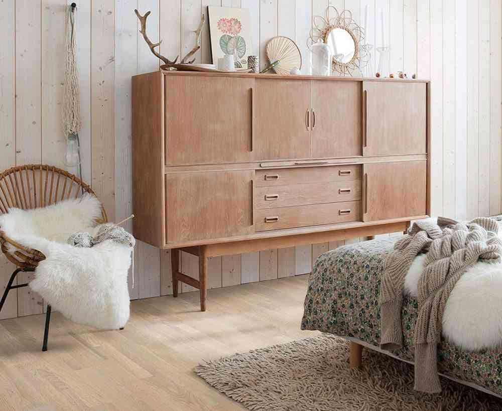 bienestar en casa dormitorio quickstep