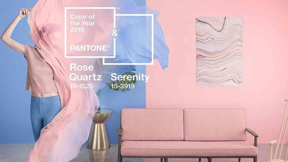colores Pantone del 2016 pantone