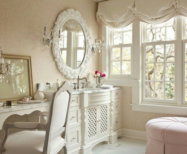 decorar tu casa al estilo shabby chic bano home