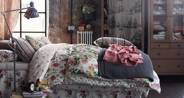 decorar tu casa al estilo shabby chic estampados home