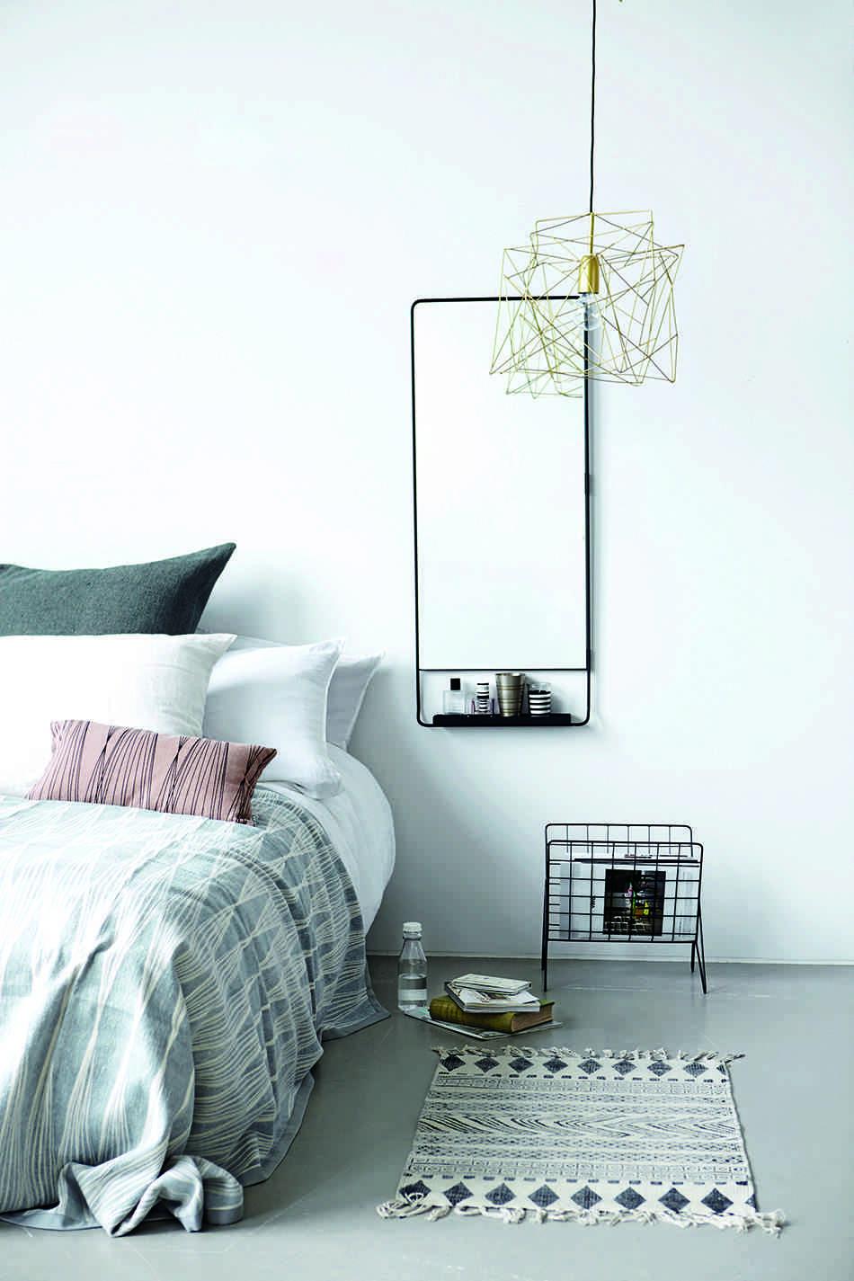 dormitorio de estilo nordico housedoc blanco