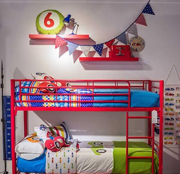 De 30 fotos de dormitorios para ni os y habitaciones - Dormitorios infantiles nino ...